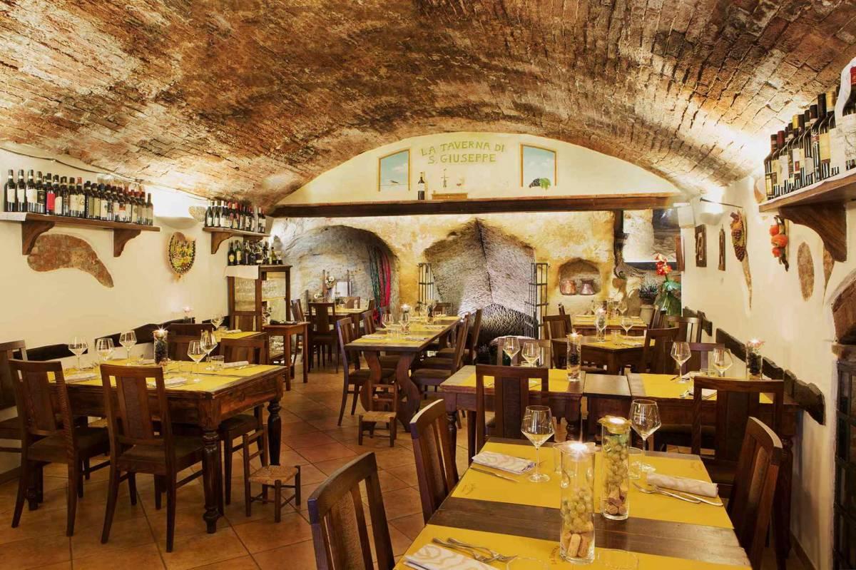 Taverna di San Giuseppe - La Taverna di San Giuseppe
