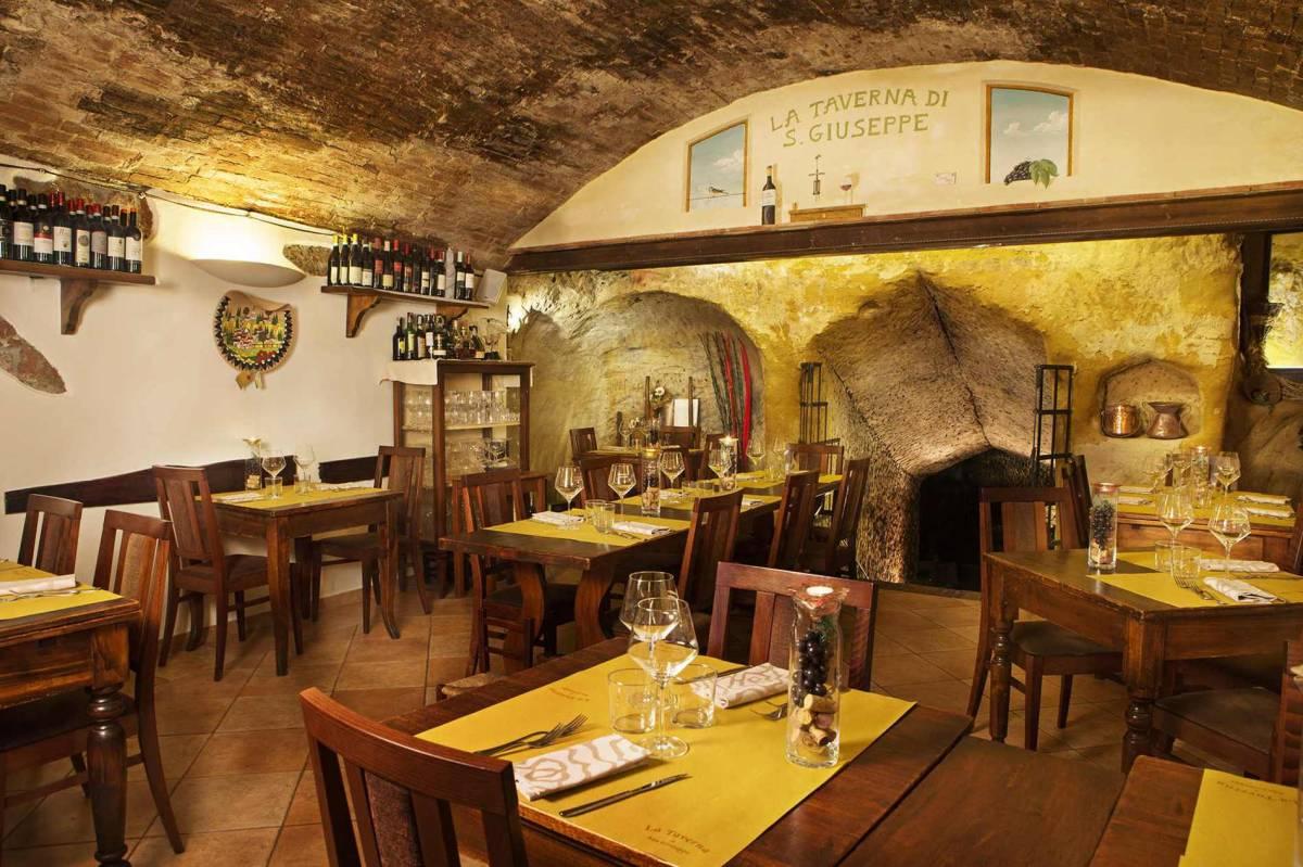 Taverna di san giuseppe la taverna di san giuseppe - Taverna di casa ...